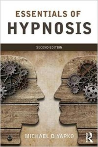 image of the book Essentials of Hypnosis