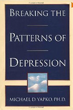 image of book cover of Breaking Patterns of Depression