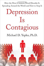Depression is Contagious Help Yourself